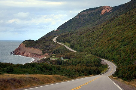 Cabot Trail, attractions in Canada